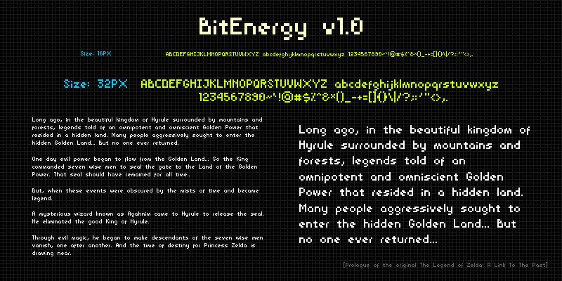 BitEnergy V1.0
